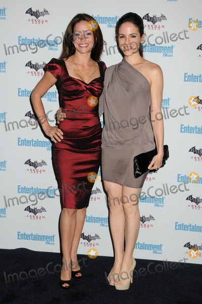 Anna Silk Photo - 23 July 2011 - San Diego California - Emmanuelle Vaugier and Anna Silk 5th Annual Entertainment Weekly Comic-Con Party held at The Hard Rock Cafe Photo Credit Byron PurvisAdMedia