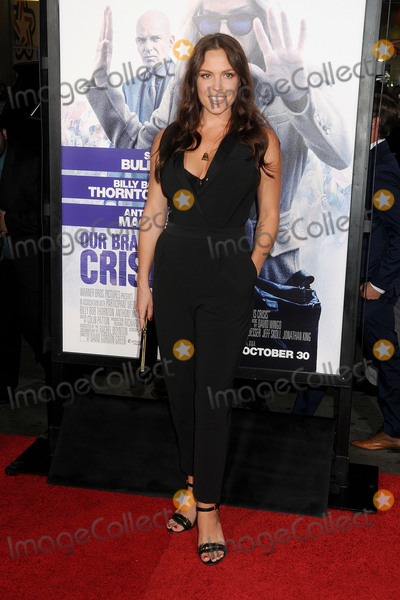 Agnes Bruckner Photo - 26 October 2015 - Hollywood California - Agnes Bruckner Our Brand Is Crisis Los Angeles Premiere held at the TCL Chinese Theatre Photo Credit Byron PurvisAdMedia