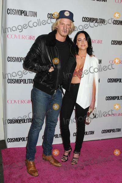Alexx Mack Photo - 12 October 2015 - Hollywood California - Cody Simpson Alexx Mack Cosmopolitan 50th Birthday Celebration held at Ysabel Photo Credit Byron PurvisAdMedia