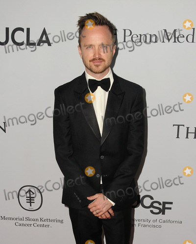 Aaron Paul Photo - 13 April 2016 - Beverly Hills California - Aaron Paul Arrivals for the Sean Parker Foundation Launch of The Parker Institute for Cancer Immunotherapy held at a Private Residence Photo Credit Birdie ThompsonAdMedia