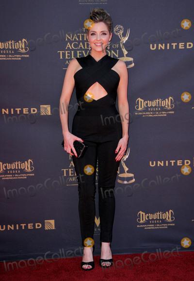 Jen Lilley Photo - 30 April 2017 - Pasadena California - Jen Lilley 44th Annual Daytime Emmy Awards held at Pasadena Civic Centerin Pasadena Photo Credit Birdie ThompsonAdMedia