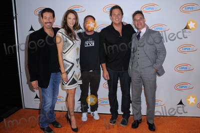 Adrian Pasdar Photo - 21 September 2016 - Hollywood California Amanda Righetti  Scott Grimes Bob Guiney Adrian Pasdar 8th Annual Get Lucky for Lupus LA Celebrity Poker Tournament  held at Avalon Hollywood Photo Credit Birdie ThompsonAdMedia
