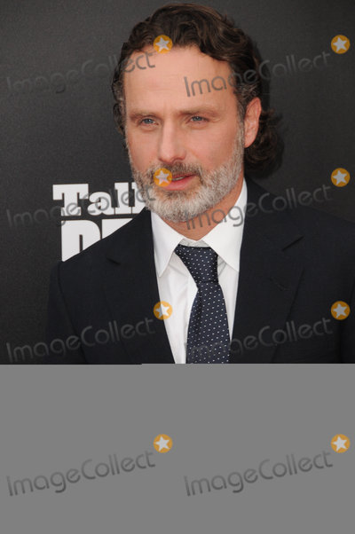Andrew Lincoln Photo - 23 October 2016 - Hollywood California Andrew Lincoln AMC Presents Live 90-Minute Special Edition Of Talking Dead held at Hollywood Forever Cemetery  Photo Credit Birdie ThompsonAdMedia