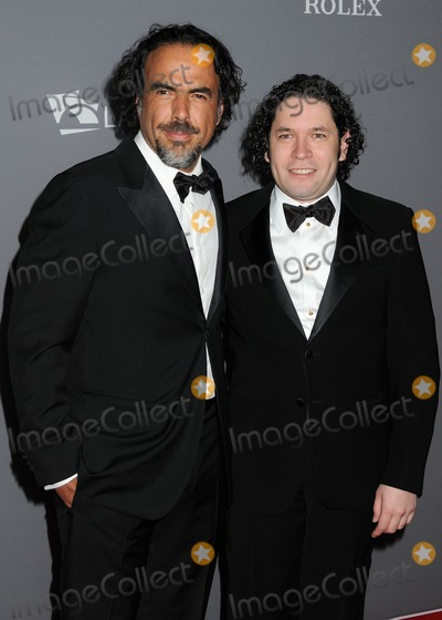 Alejandro Inarritu Photo - 30 September 2013 - Los Angeles California - Alejandro Inarritu Gustavo Dudamel LA Philharmonics Walt Disney Concert Hall 10th Anniversary Celebration held at the Walt Disney Concert Hall Photo Credit Byron PurvisAdMedia