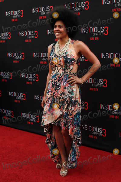 Amaris Davidson Photo - 04 June 2015 - Hollywood California - Amaris Davidson arrives at the Insidious Chapter 3 World Premiere at the TCL Chinese Theatre in Hollywood California Photo Credit Theresa BoucheAdMedia