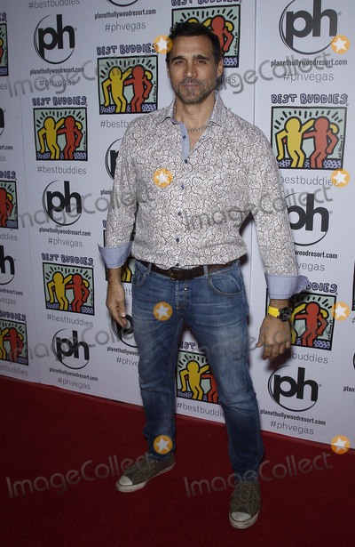 Adrian Paul Photo - 14 November 2015 - Las Vegas NV -  Adrian Paul All In for Best Buddies Celebrity Poker Tournament with Patrick Schwarzenegger at Planet Hollywood Resort and Casino Photo Credit MJTAdMedia