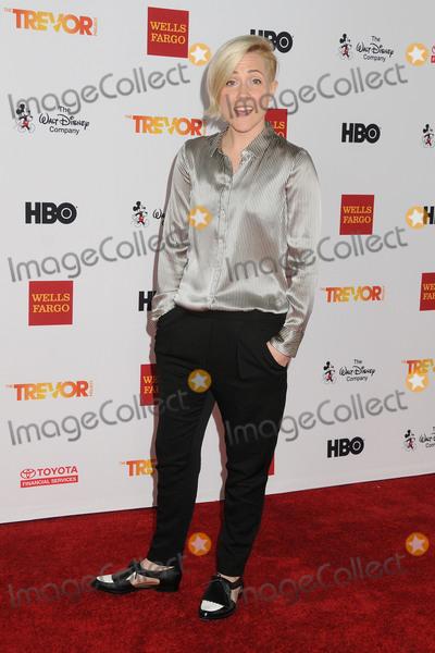 Hannah Hart Photo - 6 December 2015 - Hollywood California - Hannah Hart TrevorLIVE LA 2015 held at The Hollywood Palladium Photo Credit Byron PurvisAdMedia