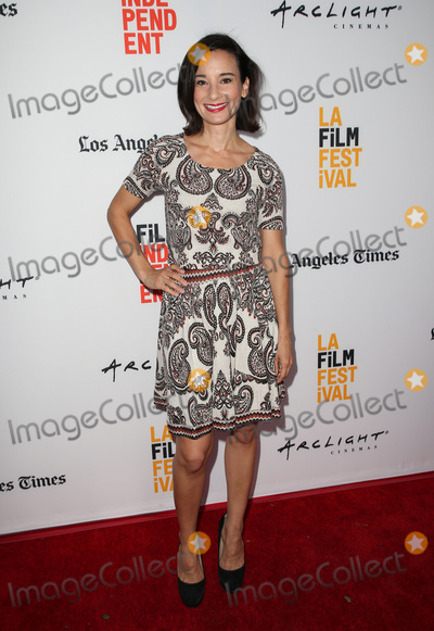 Alison Becker Photo - 15 June 2017 - Culver City California - Alison Becker 2017 Los Angeles Film Festival - Premiere Of Becks held at ArcLight Culver City Photo Credit F SadouAdMedia