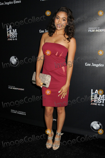 Paige Hurd Photo - 12 June 2015 - Los Angeles California - Paige Hurd LA Film Festival 2015 Premiere of A Girl Like Grace held at Regal Cinemas LA Live Photo Credit Byron PurvisAdMedia