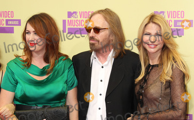 Adria Petty Photo - 6 September 2012 - Los Angeles California - Tom Petty daughter Adria Petty wife Dana York 2012 MTV Video Music Awards held at Staples Center Photo Credit Russ ElliotAdMedia
