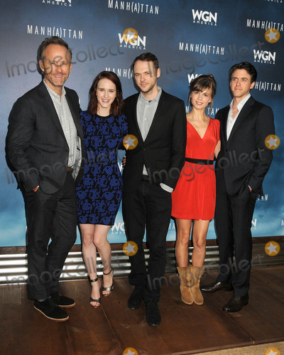 Ashley Zukerman Photo - 29 July 2015 - Beverly Hills California - John Benjamin Hickey Rachel Brosnahan Christopher Denham Katja Herbers Ashley Zukerman Manhattan Summer TCA Panel held at the Beverly Hilton Hotel Photo Credit Byron PurvisAdMedia