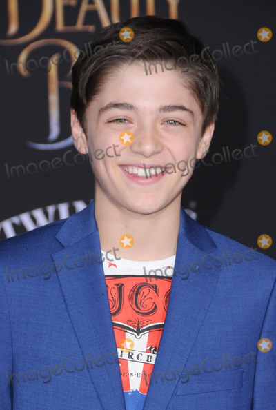 Angel Ashner Photo - 02 March 2017 - Hollywood California - Angel Ashner  Los Angeles premiere of Disneys Beauty and the Beast held at El Capitan Theatre Photo Credit Birdie ThompsonAdMedia