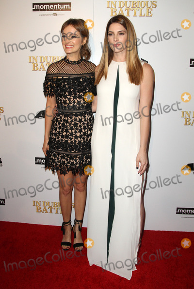 Ashley Greene Photo - 15 February 2017 - Los Angeles California - Ahna OReilly and Ashley Greene In Dubious Battle Los Angeles Premiere held at the ArcLight Hollywood Theatre in Hollywood Photo Credit AdMedia