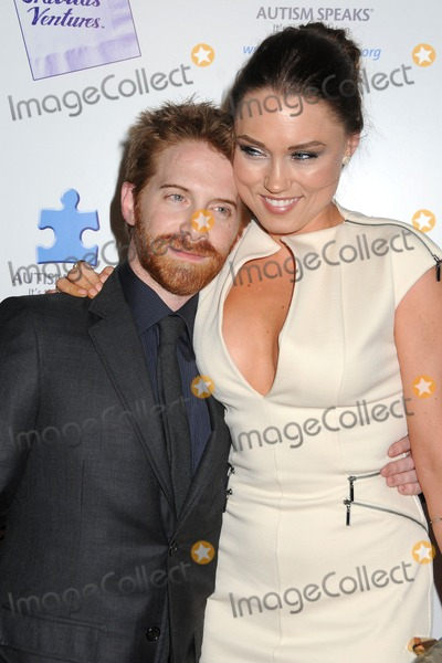 Seth Green Photo - 2 April 2013 - Beverly Hills California - Seth Green Clare Grant The Story of Luke Los Angeles Premiere held at the Laemmle Music Hall Photo Credit Byron PurvisAdMedia