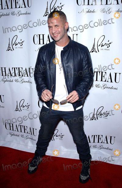 Mike The Situation Sorrentino Photo - 30 December 2011 - Las Vegas Nevada - The Situation  Mike The Situation Sorrentino hosts and Good Charlotte performs at Chateau Nightclub inside Paris Las Vegas  Photo Credit MJTAdMedia