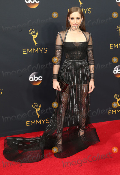 Carly Chaikin Photo - 18 September 2016 - Los Angeles California - Carly Chaikin 68th Annual Primetime Emmy Awards held at Microsoft Theater Photo Credit AdMedia
