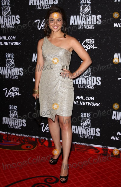 Andi Petrillo Photo - 20 June 2012 - Las Vegas Nevada - Andi Petrillo 2012 NHL Awards at the Encore Theater at the Wynn Las VegasPhoto Credit MJTAdMedia