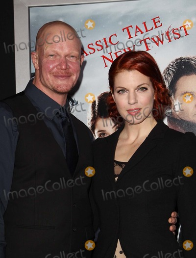 Derek Mears Photo - 24 January 2013 - Hollywood California - Derek Mears and Guest Premiere Of Paramount Pictures Hansel And Gretel Witch Hunters At The Graumans Chinese Theatre Photo Credit Kevan BrooksAdMedia