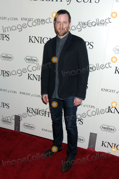 Adam Salky Photo - 1 March 2016 - Los Angeles California - Adam Salky Knight Of Cups Los Angeles Premiere held at the Ace Hotel Theatre Photo Credit Byron PurvisAdMedia