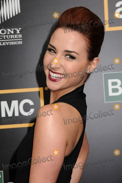 Allison Scagliotti Photo - 14 July 2012 - San Diego California - Allison Scagliotti AMCs Breaking Bad Season 5 Premiere at Comic-Con 2012 held at Reading Cinemas Photo Credit Byron PurvisAdMedia