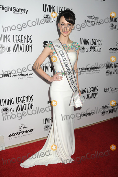 Athenna Crosby Photo - 22 January 2016 - Beverly Hills California - Athenna Crosby 13th Annual Living Legends of Aviation Awards held at the Beverly Hilton Hotel Photo Credit Byron PurvisAdMedia