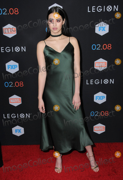 Amber Midthunder Photo - 26 January 2017 - West Hollywood California - Amber Midthunder FXs Legion Los Angeles Premiere held at The Pacific Design Center Photo Credit Birdie ThompsonAdMedia