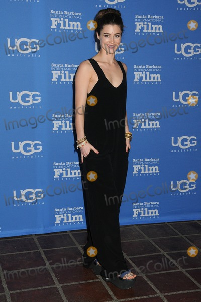 Lucy Griffiths Photo - 31 January 2015 - Santa Barbara California - Lucy Griffiths 30th Annual Santa Barbara International Film Festival - Modern Master Award held at The Arlington Theatre Photo Credit Byron PurvisAdMedia