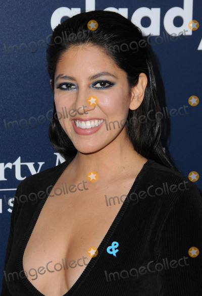 Stephanie Beatriz Photo - 01 April 2017 - Beverly Hills California - Stephanie Beatriz  28th Annual GLAAD Media Awards held at The Beverly Hilton Hotel in Beverly Hills Photo Credit Birdie ThompsonAdMedia