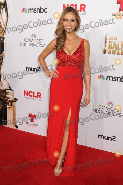 Jessica Carrillo Photo - 10 October 2014 - Pasadena California - Jessica Carrillo NCLR ALMA Awards 2014 - Arrivals held at the Pasadena Civic Auditorium Photo Credit Byron PurvisAdMedia