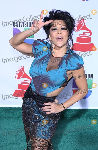 Alejandra Guzman Photo - 10 November 2011 - Las Vegas Nevada - Alejandra Guzman   2011 Latin Grammy Awards Arrivals at Mandalay Bay Resort Hotel and Casino  Photo Credit MJTAdMedia