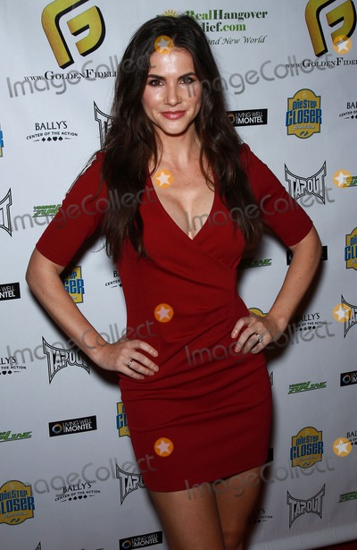 Alison Waite Photo - 13 December 2014 - Las Vegas Nevada -  Alison Waite  7th Annual All In For CP Celebrity Poker Tournament at Ballys Casino Poker Room  Photo Credit MJTAdMedia