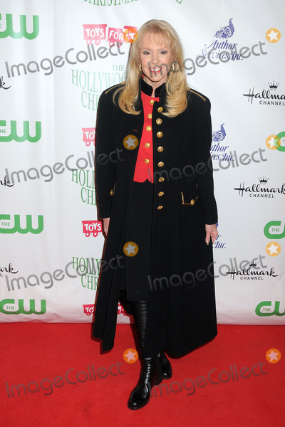 Laura McKenzie Photo - 29 November 2015 - Hollywood California - Laura McKenzie 84th Annual Hollywood Christmas Parade held on Hollywood Blvd Photo Credit Byron PurvisAdMedia