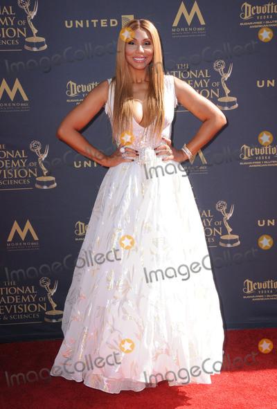 Tamar Braxton Photo - 30 April 2017 - Pasadena California - Tamar Braxton 44th Annual Daytime Emmy Awards held at Pasadena Civic Centerin Pasadena Photo Credit Birdie ThompsonAdMedia