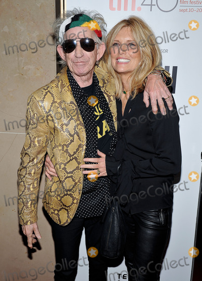 Patti Hansen Photo - 17 September 2015 - Toronto Ontario Canada - Keith Richards Patti Hansen Keith Richards Under The Influence Premiere during the 2015 Toronto International Film Festival held at Princess of Wales Theatre Photo Credit Brent PerniacAdMedia