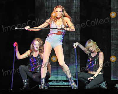 Ashlyne Huff Photo - 15 June 2011 - Pittsburgh PA - Pop singer ASHLYNE HUFF performs as the opening act for the NKOTBSB TOUR 2011 held at the Consol Energy Center BACKSTREET BOYS are Brian Littrell Nick Carter AJ McLean and Howie Dorough Photo Credit Jason L NelsonAdMedia