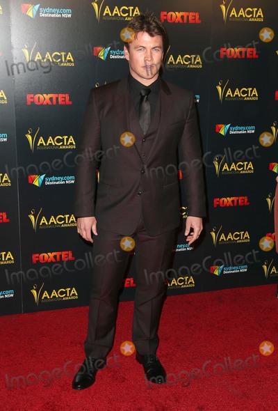 LUKE HEMSWORTH Photo - 06 January 2017 - Los Angeles California - Luke Hemsworth 6th AACTA International Awards held at Avalon Hollywood Photo Credit F SadouAdMedia