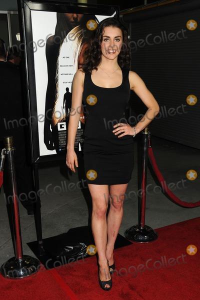 Amy Lawhorn Photo - 21 February 2012 - Hollywood California - Amy Lawhorn Gone Los Angeles Premiere held at Arclight Cinemas Photo Credit Byron PurvisAdMedia
