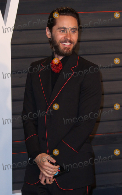 Jared Leto Photo - 28 February 2016 - Beverly Hills California - Jared Leto 2016 Vanity Fair Oscar Party hosted by Graydon Carter following the 88th Academy Awards held at the Wallis Annenberg Center for the Performing Arts Photo Credit AdMedia