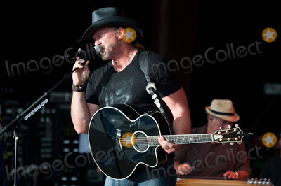 Trace Adkins Photo - 20 July 2013 - Morristown Ohio - Trace Adkins Trace Adkins performs during the 2013 Jamboree In The Hills Photo Credit Ryan PavlovAdMedia