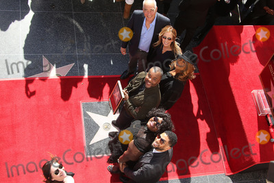 Gary Newman Photo - 02 December 2016 - Hollywood California - Gary Newman Dana Walden Queen Latifah Lee Daniels Gabourey Sidibe Jussie Smollett Lee Daniels Honored With Star On The Hollywood Walk Of Fame Photo Credit F SadouAdMedia