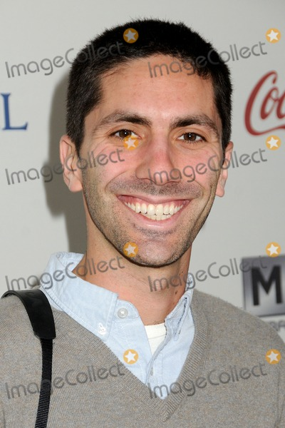 Nev Schulman Photo - 12 January 2013 - Los Angeles California - Yaniv Schulman Nev Schulman Gold Meets Golden Pre Golden Globes Event held at Equinox West LA Photo Credit Byron PurvisAdMedia