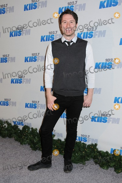 Adam Young Photo - 3 December 2012 - Los Angeles California - Adam Young Owl City KIIS FM 2012 Jingle Ball - Night 2 held at Nokia Theatre LA Live Photo Credit Byron PurvisAdMedia