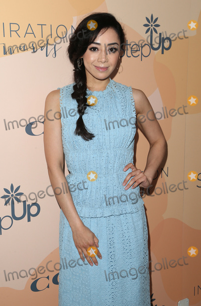 Aimee Garcia Photo - 02 June 2017 - Beverly Hills California - Aimee Garcia Step Up Womens Network 14th Annual Inspiration Awards held at The Beverly Hilton Hotel Photo Credit F SadouAdMedia