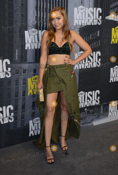 Brandy Photo - 07 June 2017 - Nashville Tennessee - Brandi Cyrus 2017 CMT Music Awards held at Music City Center Photo Credit Tonya WiseAdMedia