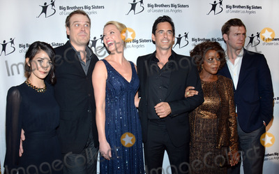 Adam Kaufman Photo - 24 October 2014 - Beverly Hills California - Sheila Vand David Harbour Katherine Heigl Adam Kaufman Alfre Woodard Cliff Chamberlain Big Brothers Big Sisters of Greater Los Angeles honor William H Ahmanson Jennifer Salke and The Hollywood Reporter during the 2014 Big Bash held at the Beverly Hilton Hotel Photo Credit Tonya WiseAdMedia
