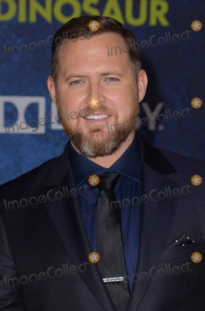 AJ Buckley Photo - 17 November - Hollywood Ca - AJ Buckley Arrivals for the Premiere of Disney-Pixars The Good Dinosaur held at The El Capitan Theater Photo Credit Birdie ThompsonAdMedia