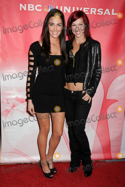 Emma Danoff Photo - 13 January 2011 - Pasadena California - Taylor Cole and Emma Danoff NBC Universal Press Tour All-Star Party held at the Langham Huntington Hotel and Spa Photo Byron PurvisAdMedia
