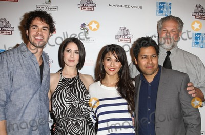 Abe Benrubi Photo - 19 February 2012 - Los Angeles California - Jayson Blair Michelle Borth Emmanuelle Chriqui Dileep Rao Abe Benrubi 2nd Annual Hollywood Rush Benefiting The Baby Dragon Fund Held At The Wilshire Ebell Theatre Photo Credit Kevan BrooksAdMedia