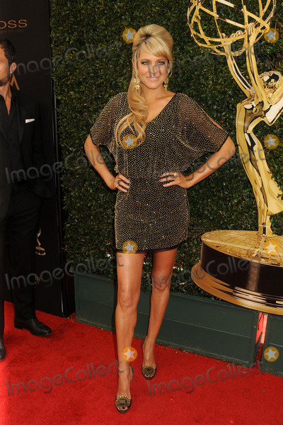 Arianne Zucker Photo - 1 May 2016 - Los Angeles California - Arianne Zucker 43rd Annual Daytime Emmy Awards - Arrivals held at the Westin Bonaventure Hotel Photo Credit Byron PurvisAdMedia