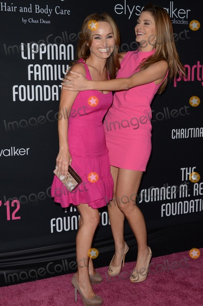 Giada De Laurentiis Photo - 27 October 2012 - Santa Monica California - Giada De Laurentiis Maria Menounos  Elyse Walker Presents The 8th Annual Pink Party Hosted By Michelle Pfeiffer To Benefit Cedars-Sinai Womens Cancer Program held at HANGAR8 Photo Credit Tonya WiseAdMedia